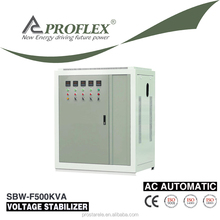 Prostar 3 phase Full Automatic Voltage Stabilizer 2000kva static voltage regulator