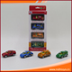 Miniature 4 colors mixing 1:64 scale slide alloy car model die cast vehicle toys for boys