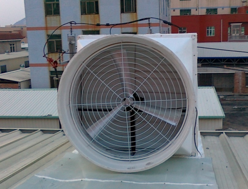 Big Vent Fans : Big airflow industrial roof extractor fans fan