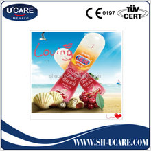 Welcome Wholesales hot sale promotion lubricant jelly made in china