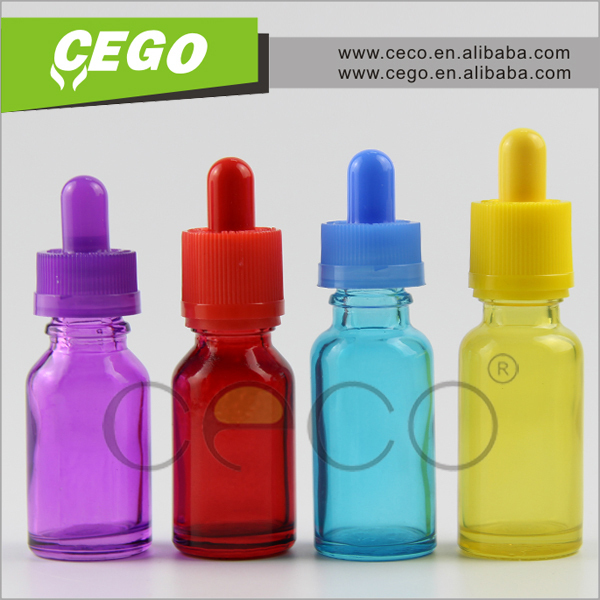 customized packaging box tube for e-liquid essential oil glass dropper bottles