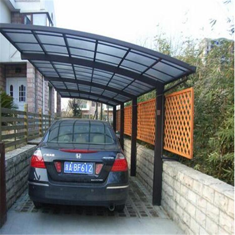 Utilizado toldos al aire libre y cocheras para jard n de aluminio techo pergola toldos y - Toldos para cocheras ...