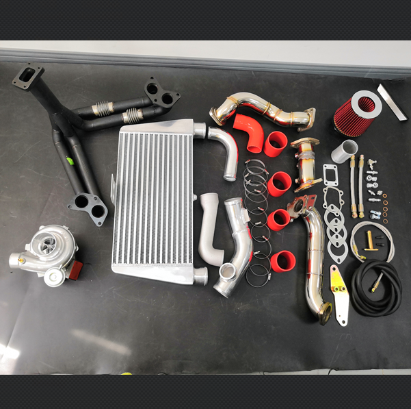 Gt86 bulloni su kit turbo per toyota gt86 FRS F-RS subaru brz ft86 turbo intercooler kit