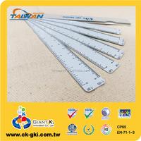 For Engineer PVC standard drafting fan ruler