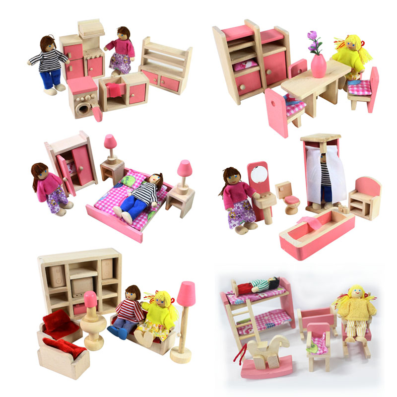 Wooden Dollhouse Furniture Wholesale, Dollhouse Furniture Suppliers    Alibaba