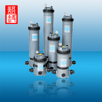 Yutong Pleated Swimming Pool Cartridge Filter from Emaux Factory