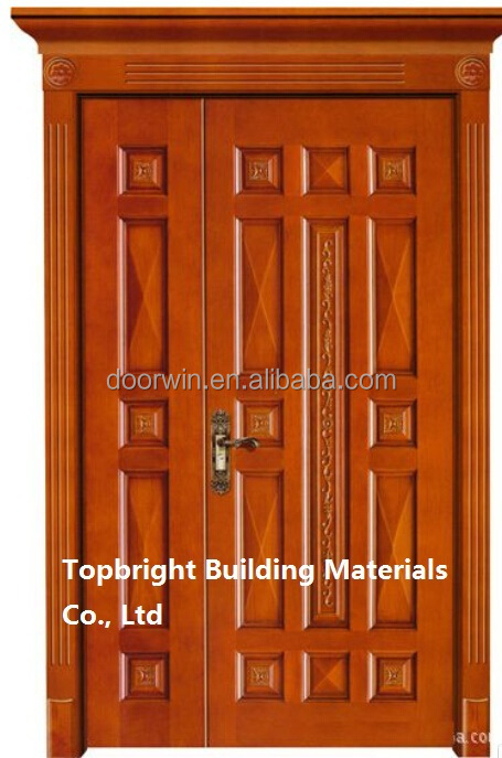 Latest single wooden main door design interior door room for Latest main door