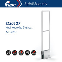 eas shop alarm system am 58khz anti-theft antenna shoplifting devices security gate ONTIME OS0137