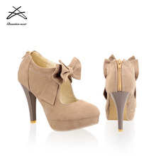 Ladies upper high heels sexy wholesale western italian winter women shoes boots