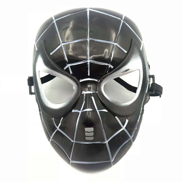 Fabriek kinderen super hero party maskers Halloween cartoon Spiderman Avengers Masker groothandel