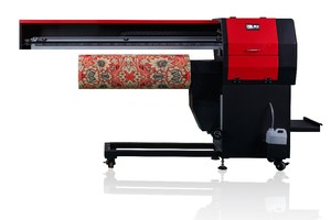 Wholesale China garment time and money saving fabric printing machine