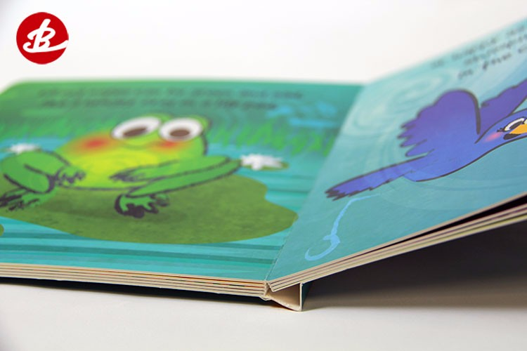 High Quality Printing Story Children Book, Professional Kids Book Printing