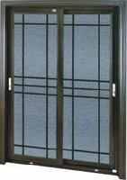 Five-star aluminium sliding door with attractive price
