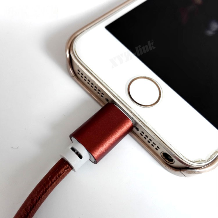 For iphone charging cable microphone usb to micro usb cable chargrer