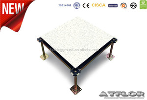 Calcium Sulphate Raised Access Floor System for construction solution