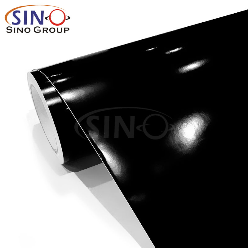 SINOVINYL Color PVC material Cutting Decorative Stickers Vinyl Films