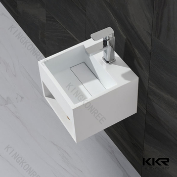 Terrific Mini Wall Mount Bathroom Sink In Solid Surface Buy Mini Sink Mini Bathroom Sink Mini Wall Hang Basin Product On Alibaba Com Download Free Architecture Designs Grimeyleaguecom