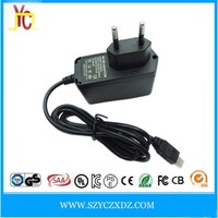 5V 2A Universal Micro USB Charger power adapter supply for mobile phone