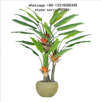 Sjxjs 02 Decorative Banana Tree Wedding Decoration Ornamental Plants