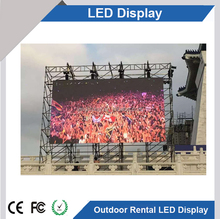 National Star P5 outdoor high brightness Rental LED video wall display