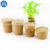 8oz 16oz 18oz Custom Print Biodegradable Kraft Food Container Soup Cup/Disposable Paper Soup Bowls with Lid