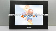 "De ancho de color de 12 ""tft lcd monitor industrial nema4/ip65 para kiosco/atm/gaming machine"