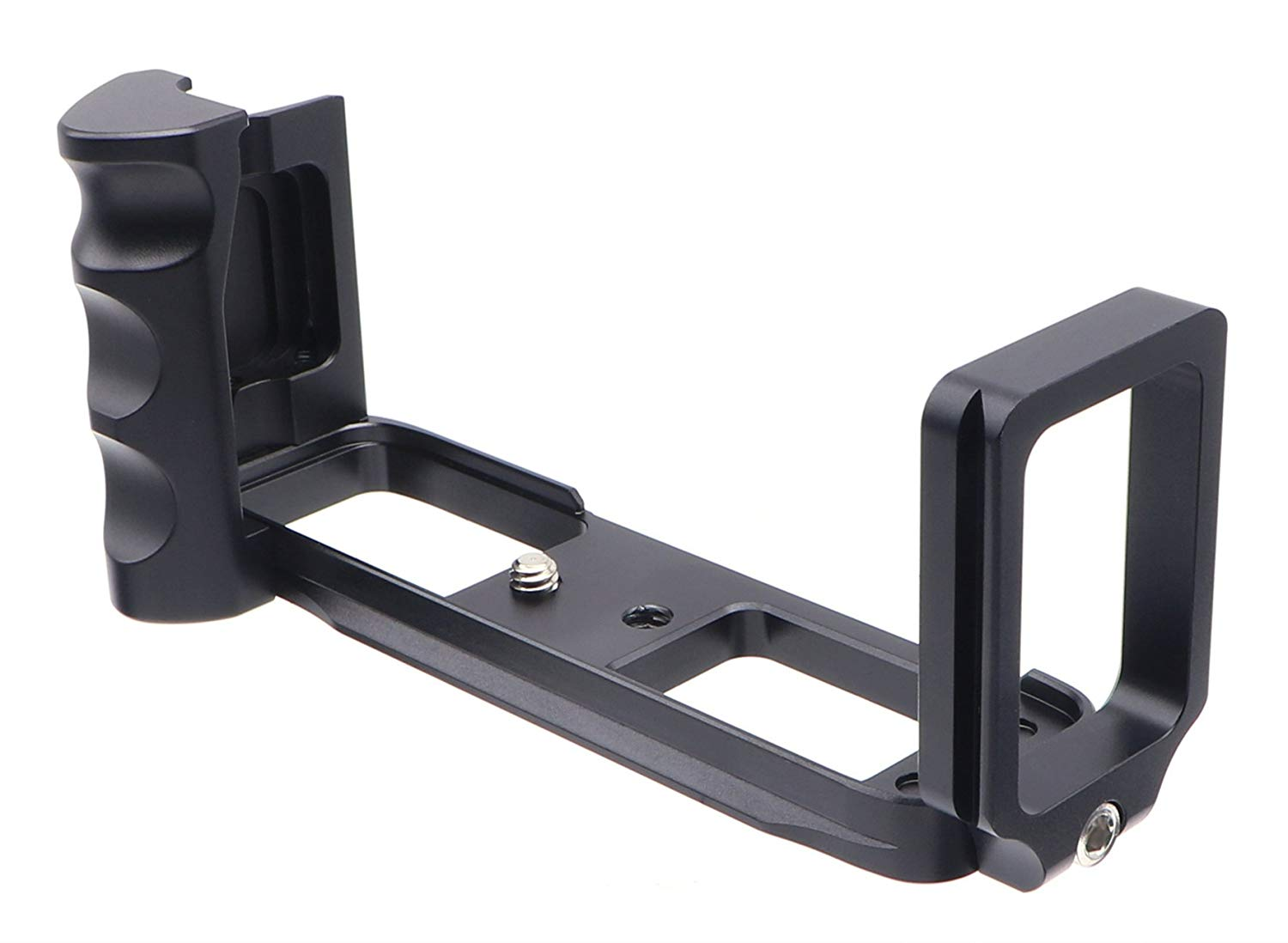 """HITHUT Quick Release L-Shaped Plate Bracket Hand Grip with 1/4"""" Screw Fits for FUJIFILM X-E1 X-E2"""