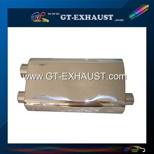 The queen of quality and skillful manufacture muffler for cars
