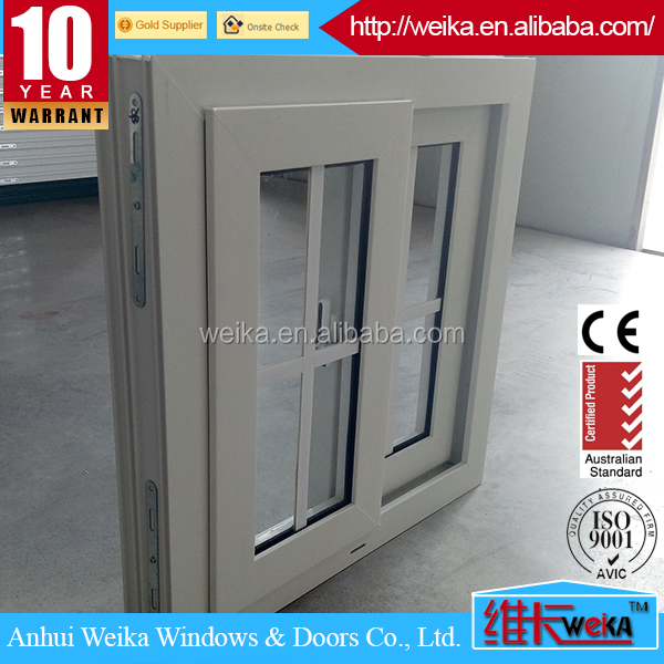 PVC SLIDING WINDOW for Republic of Argentina