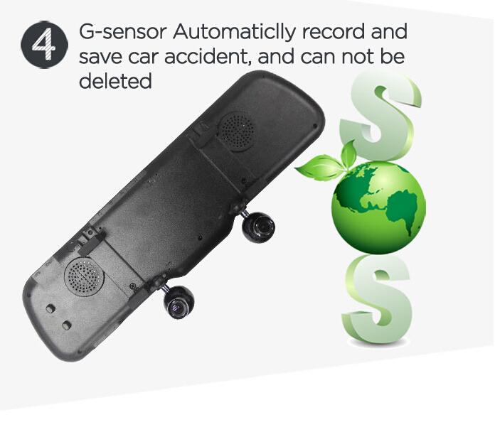 dash camera 360 degree buy dash camera 360 degree gps navigator car dvr dual lens camera. Black Bedroom Furniture Sets. Home Design Ideas