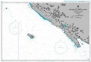 BA Chart 2781: Bengkulu to Selat Sunda