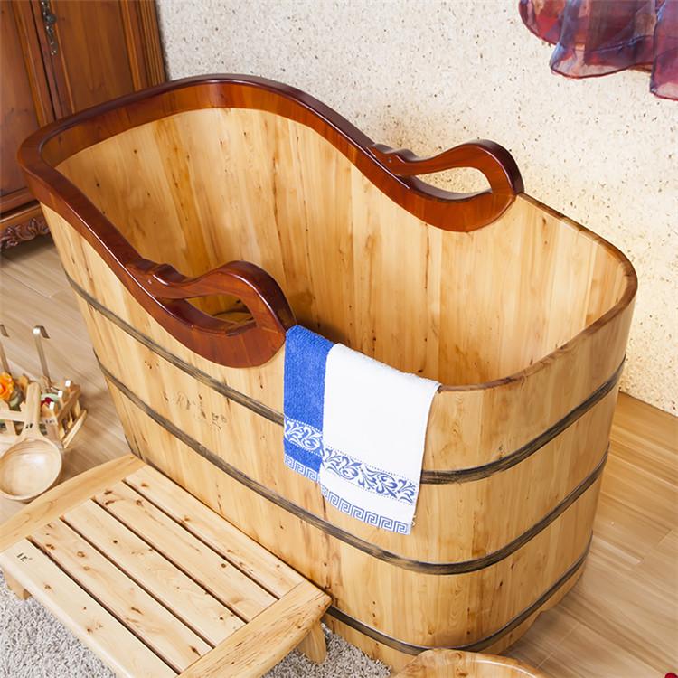 madera porttil persona spa jacuzzi al aire librebaera