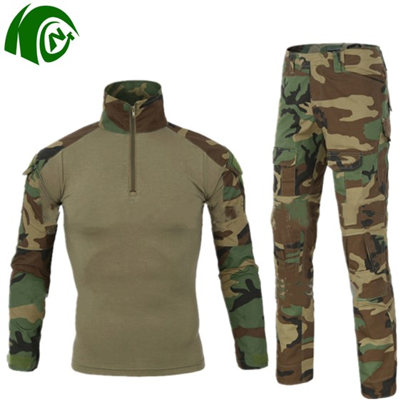 Camouflage Frog Suit Army Military Uniform Tactical Combat Clothing