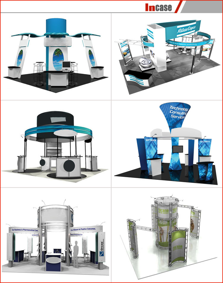 island trade show exhibition booth design ideas - Booth Design Ideas