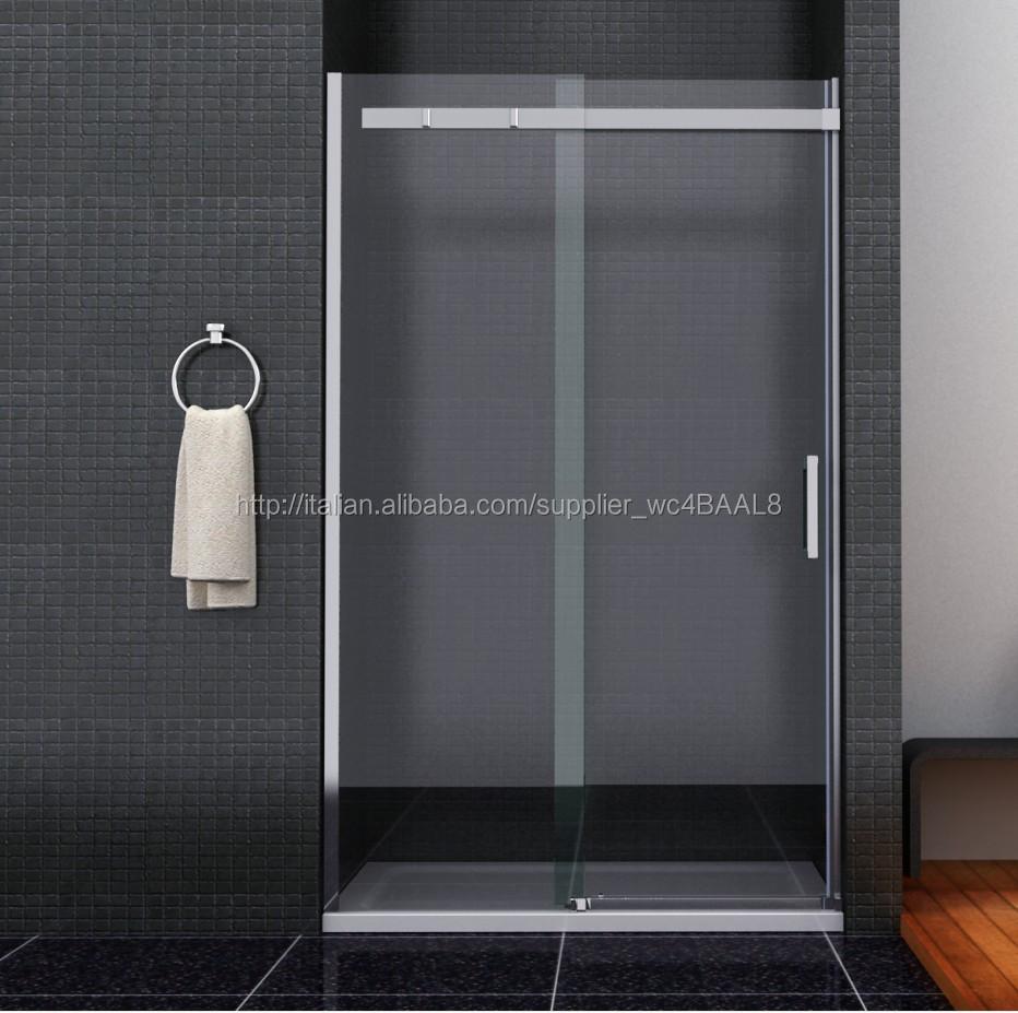 Bagno cabina doccia porte scorrevoli porte doccia in vetro - Porte scorrevoli bagno ...