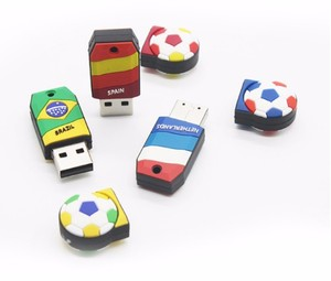 soccer usb flash drive National team pen drive usb stick Football fans flash thumb drives