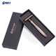 baili face and body use Classic metal safety razor free sample rose gold double edge blade razor