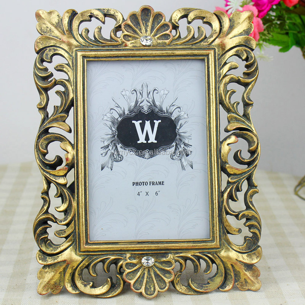 Ornate Gold Frame, Ornate Gold Frame Suppliers and Manufacturers at ...