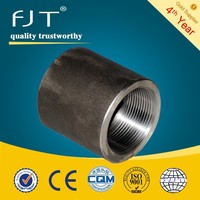 stainless steel/carbon steel/alloy steel coupling,forged fittings