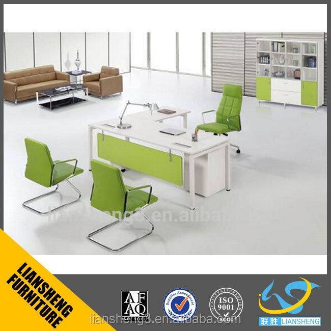 Office furniture supervisor table desk administate working station