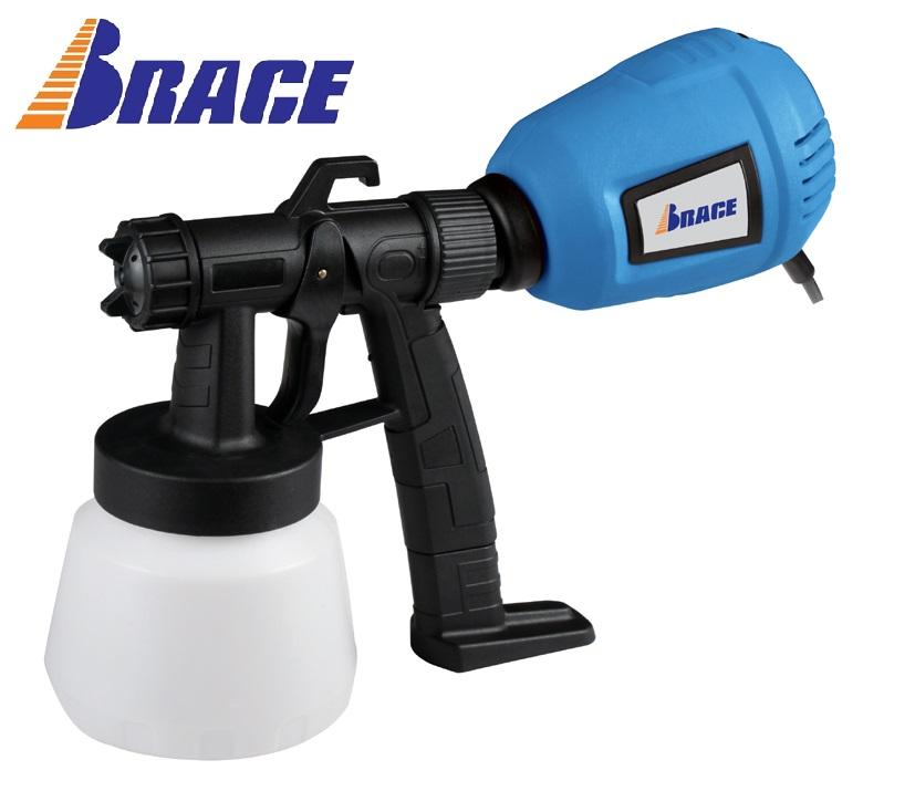 230-240v 350W Portable Airless électrique peinture pulvérisateur maison clôture peinture pistolet EP008