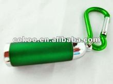 Hot Flashlight Keyring