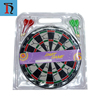 Cheap Price Dart Board Promotional Sisal Material 12 Inch customized printed Logo OEM Dartboard