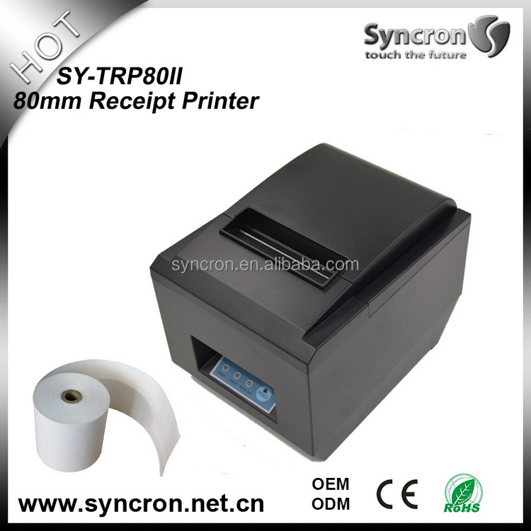 Durable hotsell 80mm e pos receipt printer