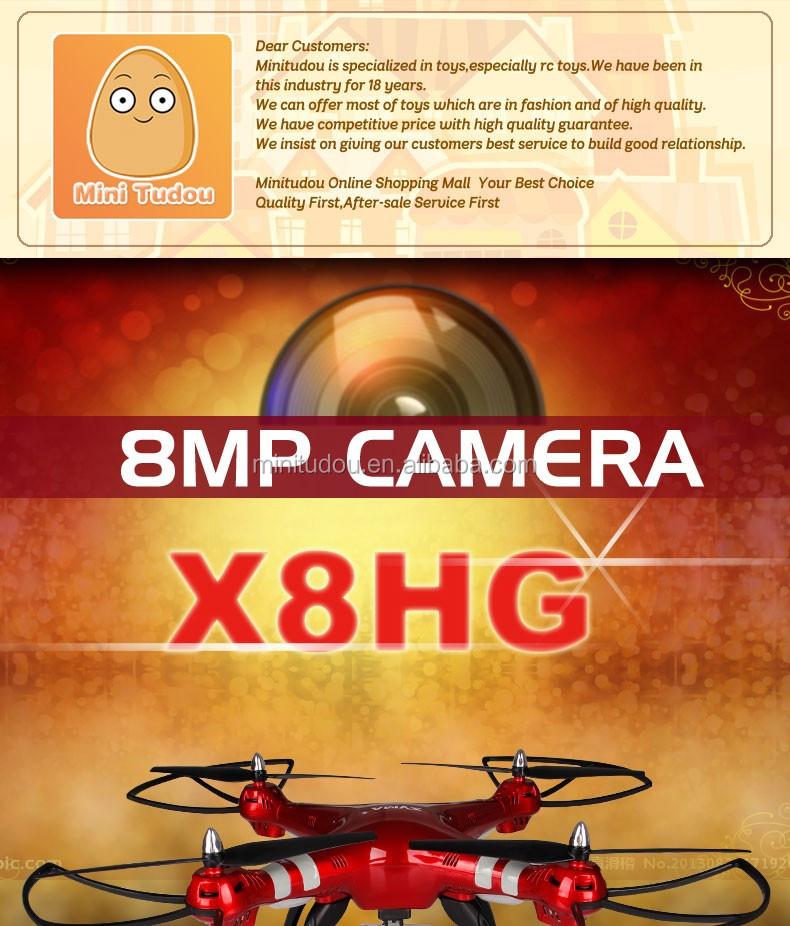 Minitudou Syma X8hg China Supplier Drone New Dron With 8mp Camera ...