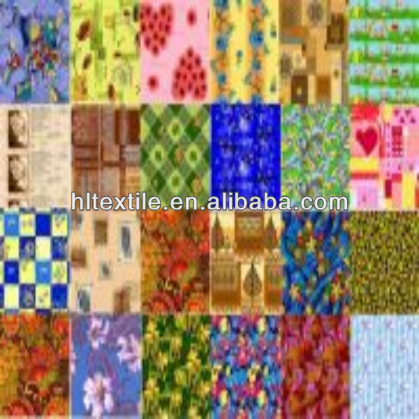 Garment stocklot fabric print
