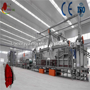 osb production line machine for Qatar