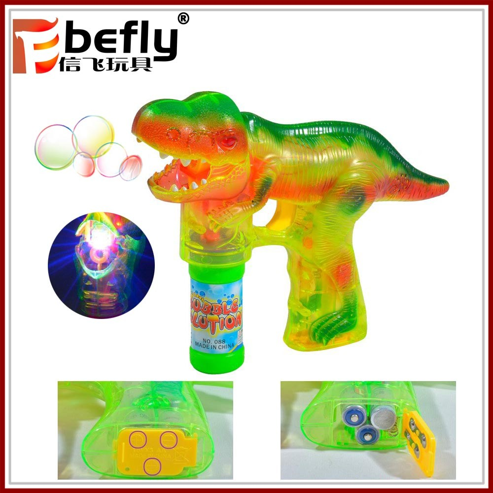 Summer outdoor play set toy wholesale bubble gun