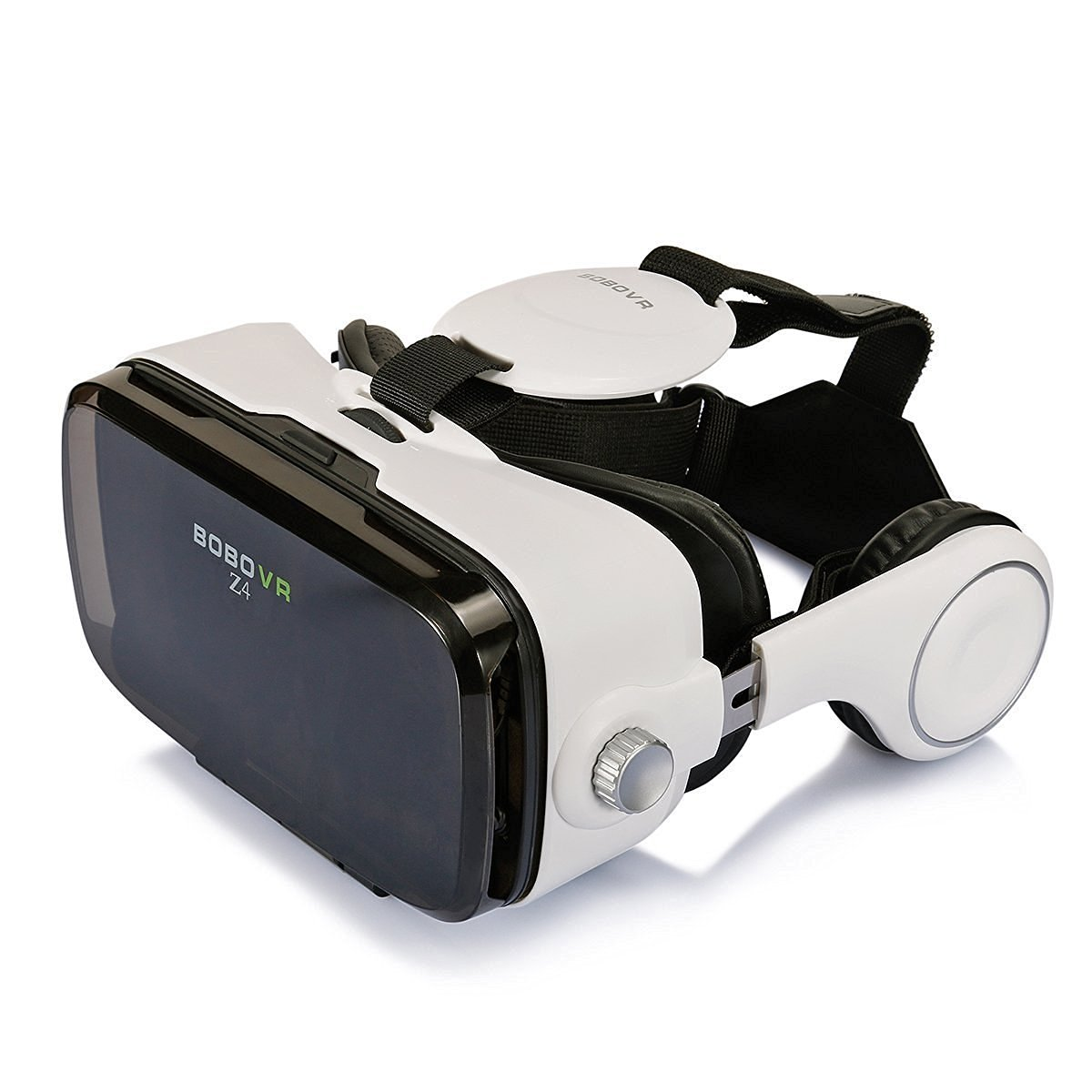 51978ddcc8a1 Get Quotations · 3D VR Glass BOBO Z4 Virtual Reality 3D Glasses Headset 120  Degrees FOV VR Box With