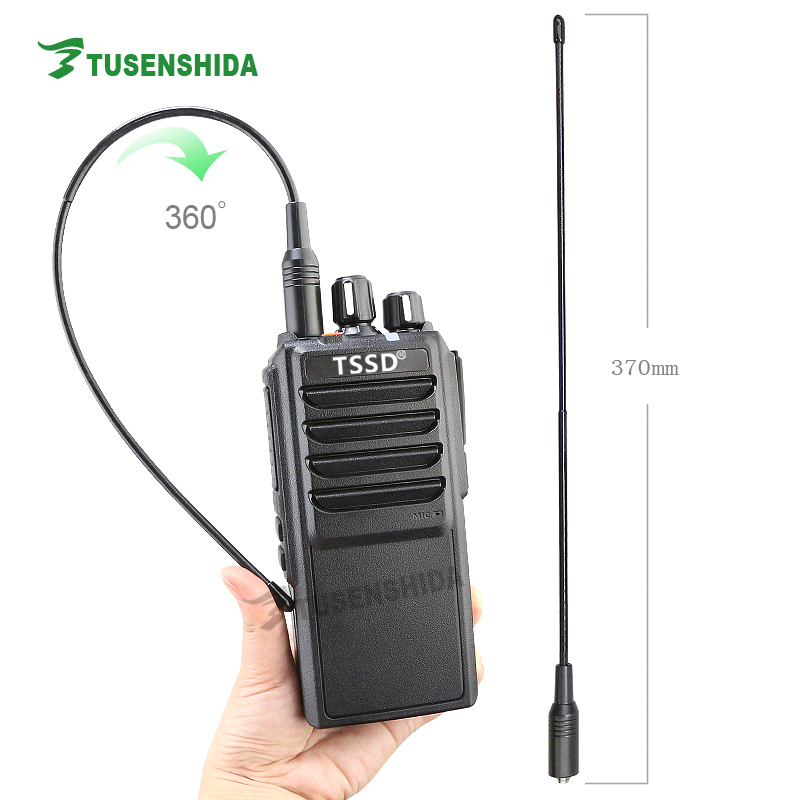 2016 new DTMF/CT/Dcs/Scrambler portable type 25w handheld waklie talkie vhf/uhf long range 25km ourdoor transceiver